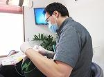 実績多数の医師による安心治療