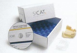 CTとサージカルガイドを使用したインプラント治療の流れ:step5