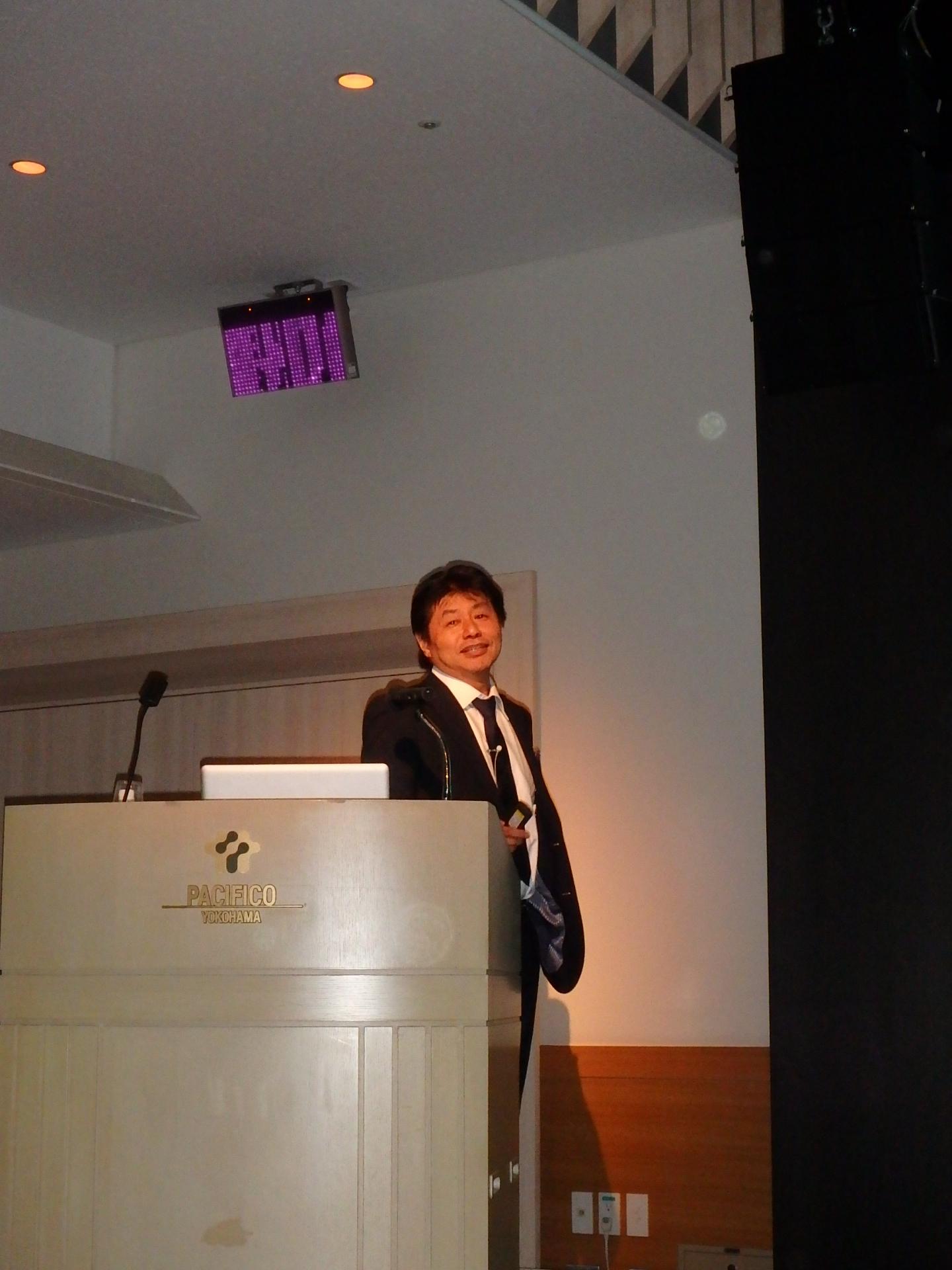 第7回 日本国際歯科大会 2日目!