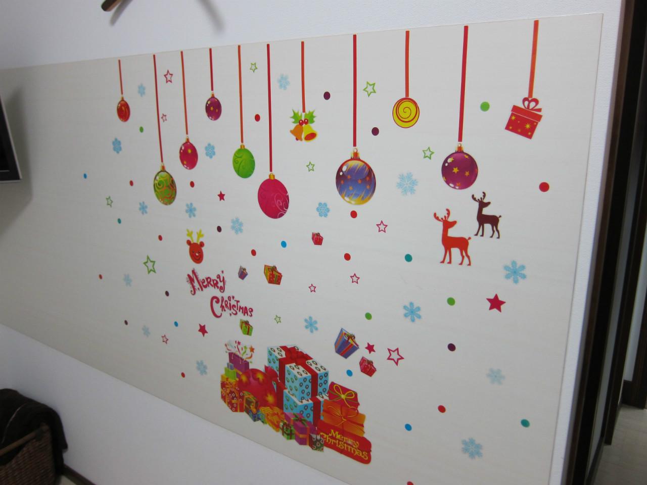 クリスマスの準備です!