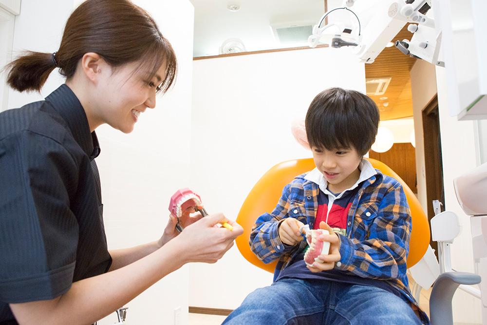 予防型の歯科